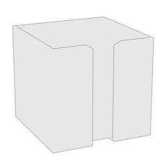 cartoon image of stationery tool