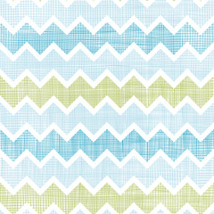 Fabric textured chevron stripes seamless pattern background