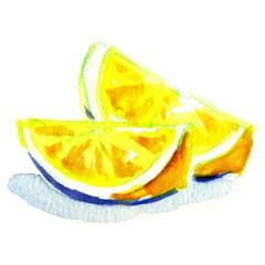 Group of sliced lemons