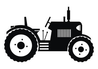 tractor-black