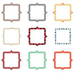 Frames pattern (set98)