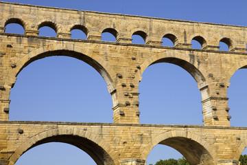Papiers peints Artistique Pont du Gard