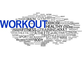 Workout | Concept wallpaper