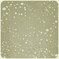 Polka dot background. Vector illustration