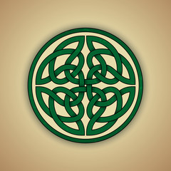 Celtic Knot Symbol of Eternity