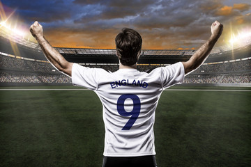 English soccer player
