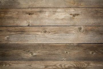 Poster Wood rustic weathered wood background