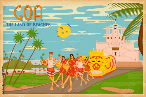 Culture Of Goa Stock Image And Royalty Free Vector Files On Fotolia