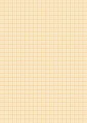 Millimeterpapier Graph real scale