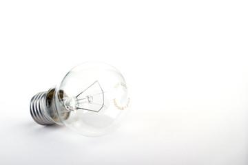 Glühbirne Nahaufnahme