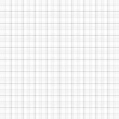 Graph grid millimeter paper vector illustration.
