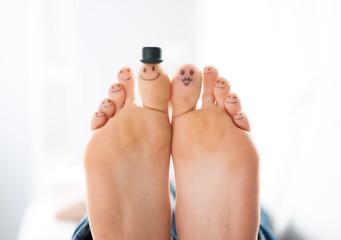 Happy feet family