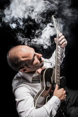 Smoke and jazz