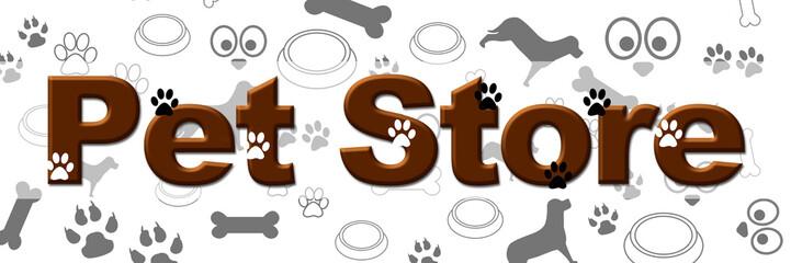 Pet Store Banner