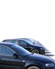 Mittelgrosse Autos