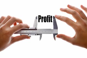 Measuring profit