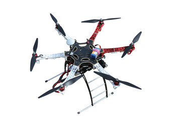 Esacopter drone