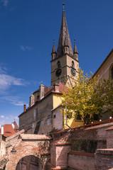 Evangelical Church in SIbiu
