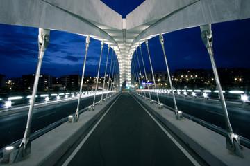 Puente de las llamas Santander