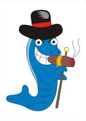 mobster fish