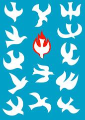 Dove- Holy spirit