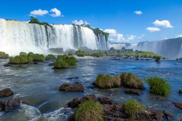 Iguazú-Waterfalls