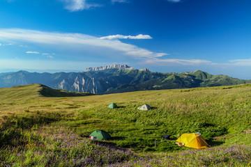 Gebirge im Kaukasus