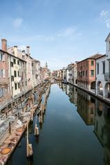 Chioggia near Venezia