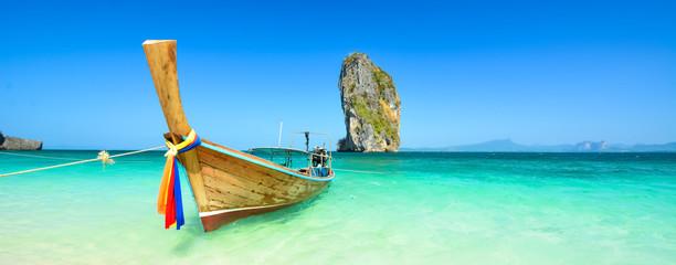 Amazing beach landscape in Thailand