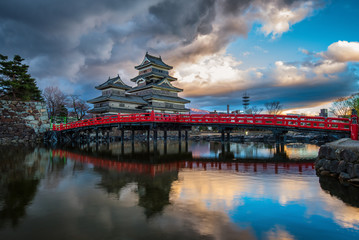 Photo sur Plexiglas Japon Matsumoto Castle, Japan