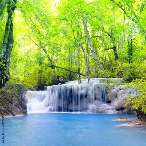 природа озеро водопад  № 768687 загрузить