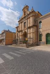 Avola Chiesa di Sant Antonio Abate