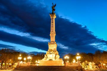 Obraz Bordeaux pomnik - fototapety do salonu