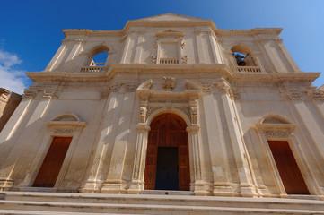 Noto Chiesa del San Crocifisso