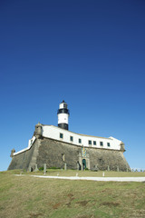 Barra Salvador Bahia Brazil Lighthouse
