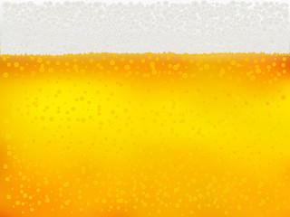 Beer vector background