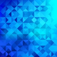 Retro triangle background