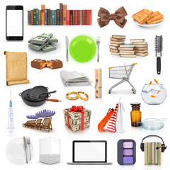 objects collection isolated