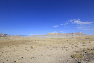 paysage de la scenic Byway 24