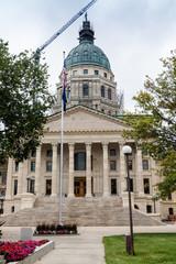 Wall Mural - Kansas State Capitol Building, Topeka
