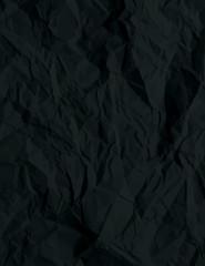 crumple black background, vector