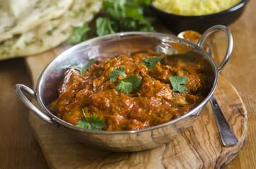 Indian Chicken Balti