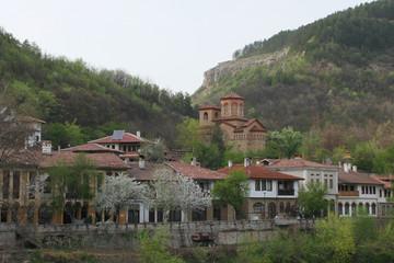 Church of St. Demetrius in Bulgarian town of Veliko Tarnovo