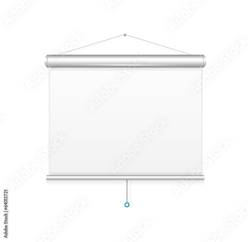 Free blank poster template