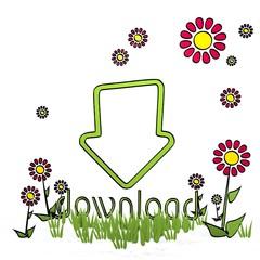 spring flower download