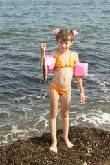 Fishing  the  bait