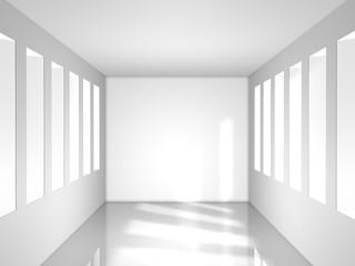 light white room with window