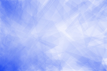 Abstract Vector Triangle Background