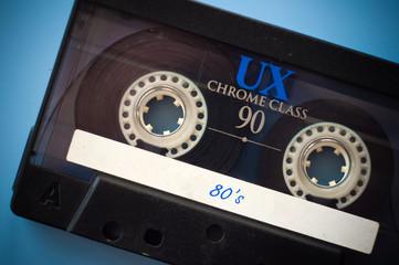 Cassete tape conception