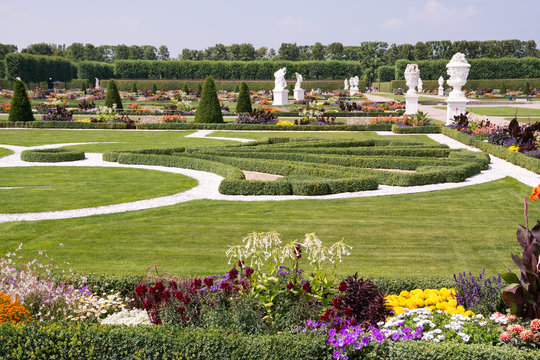 Great Gardens, Herrenhausen, Hannover, Lower Saxony, Germany